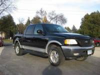2002 Ford F-150 4dr SuperCrew Lariat 4WD Styleside SB