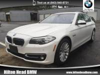 2015 BMW 528i xDrive Sedan 528i xDrive * CPO Warranty * One Owner * Luxury Li Sedan All-wheel Drive