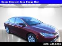Used 2015 Chrysler 200 Limited Sedan For Sale in New London | Near Norwich, CT