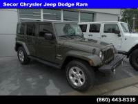 Used 2015 Jeep Wrangler Unlimited Sahara 4WD Sahara For Sale in New London | Near Norwich, CT