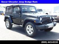 Used 2015 Jeep Wrangler Sahara 4WD Sahara For Sale in New London | Near Norwich, CT