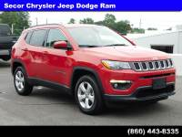 Used 2017 Jeep Compass Latitude Latitude 4x4 For Sale in New London | Near Norwich, CT