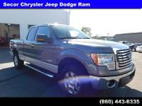 Used 2012 Ford F-150 XL 4WD SuperCab 145 XL For Sale in New London | Near Norwich, CT