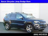 Used 2015 Jeep Grand Cherokee Overland 4WD Overland For Sale in New London | Near Norwich, CT