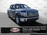 Used 2012 Ford F-150 4WD SuperCrew 5-1/2 Ft Box XLT