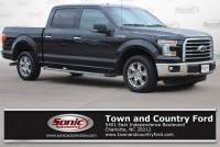 Used 2015 Ford F-150 2WD SuperCrew 5-1/2 Ft Box XLT
