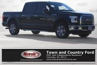 Used 2016 Ford F-150 2WD SuperCrew 5-1/2 Ft Box XLT