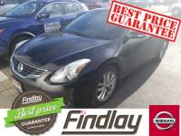 Pre-Owned 2011 Nissan Altima 3.5 SR FWD 2D Coupe