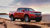 Used 2016 Chevrolet Colorado Extended Cab Long Box 4-Wheel Drive LT