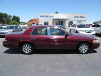 2007 Ford Crown Victoria LX 4dr Sedan