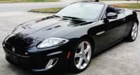 2012 Jaguar XK XKR 2dr Convertible