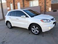 2007 Acura RDX SH-AWD 4dr SUV w/Technology Package