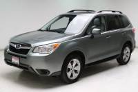 Certified Used 2015 Subaru Forester 4dr CVT 2.5i Premium Pzev in Brunswick, OH, near Cleveland
