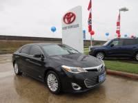 Used 2014 Toyota Avalon Hybrid XLE Premium Sedan FWD For Sale in Houston