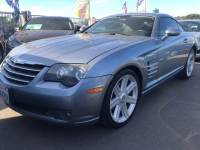 2004 Chrysler Crossfire 2dr Sports Coupe