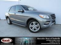 2015 Mercedes-Benz M-Class ML 350 4matic 4dr in Franklin