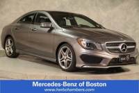 2014 Mercedes-Benz CLA CLA250 4matic Coupe Coupe in Boston