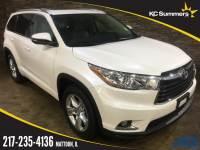 Pre-Owned 2015 Toyota Highlander Limited Blizzard Pearl AWD