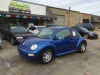 2004 Volkswagen New Beetle GLS TDI 2dr Coupe