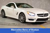 2013 Mercedes-Benz SL 63 AMG 2dr Roadster SL 63 AMG Convertible in Boston