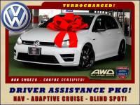 2017 Volkswagen Golf R AWD - NAVIGATION - DRIVER ASSISTANCE PKG!