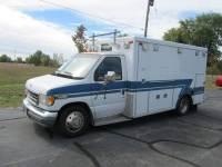 1993 Ford E-350 3dr XLT Super Club Wagon Extended Passenger Van