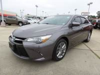 Certified Used 2015 Toyota Camry SE Sedan for sale in Laurel MS