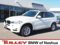 Certified Used 2015 BMW X5 xDrive35i SUV in Manchester NH
