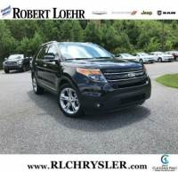Used 2015 Ford Explorer Limited SUV in Cartersville GA