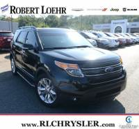 Used 2014 Ford Explorer Limited SUV in Cartersville GA