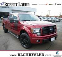 Used 2013 Ford F-150 XLT Crew Cab Short Bed Truck in Cartersville GA