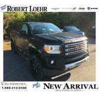 Used 2015 GMC Canyon SLE Crew Cab Short Bed Truck in Cartersville GA
