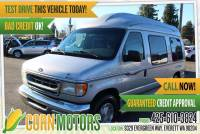 2002 Ford Econoline Cargo Van Recreational *94,568 LOW Miles ~Carfax 1-Owner Veh