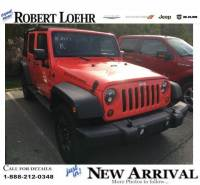 Used 2013 Jeep Wrangler Unlimited Rubicon SUV in Cartersville GA