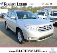 Used 2013 Toyota Highlander Base Plus SUV in Cartersville GA