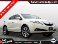 2010 Acura ZDX Base w/Technology Package SUV in San Antonio