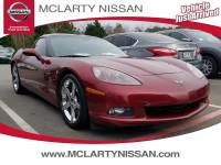Pre-Owned 2007 CHEVROLET CORVETTE 2DR CPE Rear Wheel Drive 2 Door Coupe