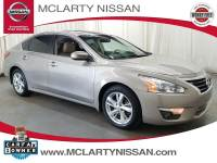 Pre-Owned 2013 NISSAN ALTIMA 2.5 SL Front Wheel Drive Sedan