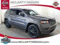 Pre-Owned 2017 JEEP GRAND CHEROKEE ALTITUDE Four Wheel Drive Sport Utility