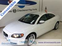 Pre-Owned 2008 Volvo C70 T5 FWD 2D Convertible