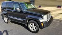 2008 Jeep Liberty 4x4 Limited 4dr SUV