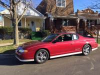 2005 Chevrolet Monte Carlo Supercharged SS 2dr Coupe
