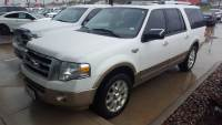 Pre-Owned 2013 Ford Expedition EL XLT Four Wheel Drive SUV