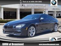 2015 BMW 650i Coupe 650i Coupe Rear-wheel Drive in Beaumont, TX