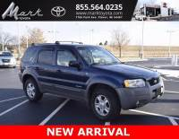 Used 2002 Ford Escape XLT 4X4 V6 w/Power Package & Alloy Wheels SUV in Plover, WI