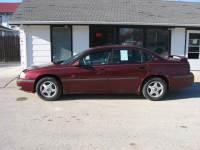 2001 Chevrolet Impala 4dr Sedan