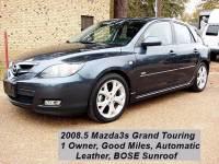 2008 Mazda MAZDA3 New s Grand Touring 4dr Wagon 5A