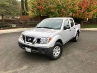 2012 Nissan Frontier 4x4 S 4dr Crew Cab SWB Pickup 5A