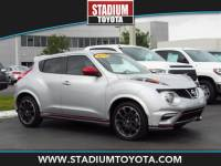 Pre-Owned 2014 Nissan JUKE 5dr Wgn Manual NISMO FWD FWD