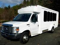 2012 Ford E-450 Non-CDL Luxury Shuttle Bus
